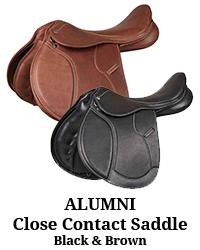 Alumni Close Contact Saddle