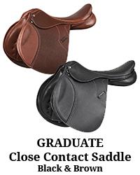 Graduate Close Contact Saddle