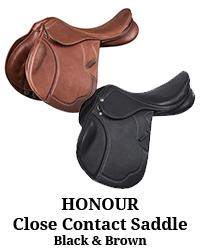 Honour Close Contact Saddle