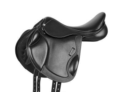 Collegiate Degree Mono Event Saddle Black