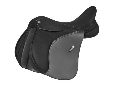Collegiate Houghton Synthetic All Purpose Saddle Black